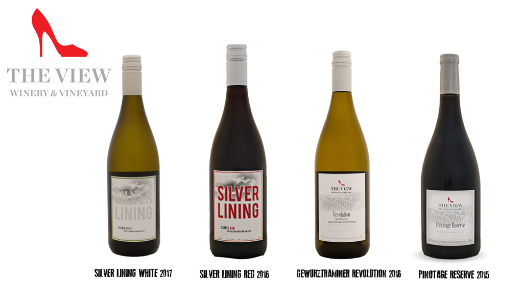 The View wines bottles