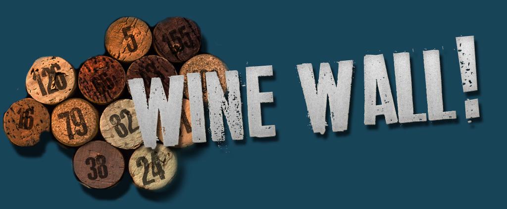 WineWallCorks